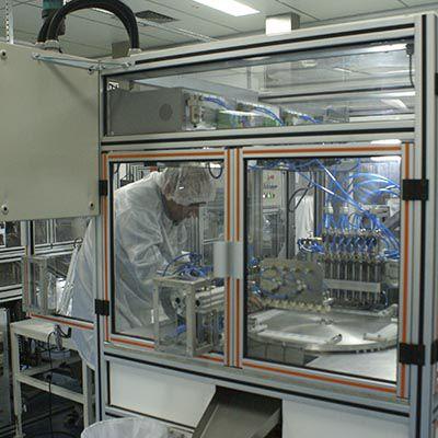 Assistência técnica de equipamentos industriais