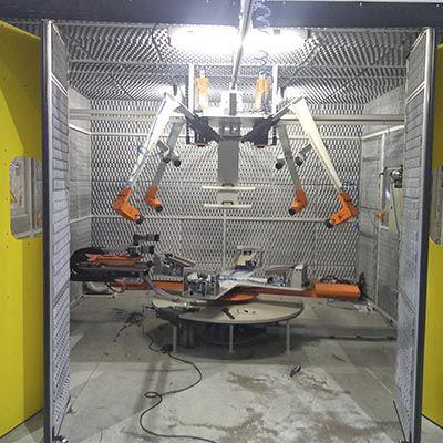 Desenvolvimento de Projeto de Máquinas Especiais