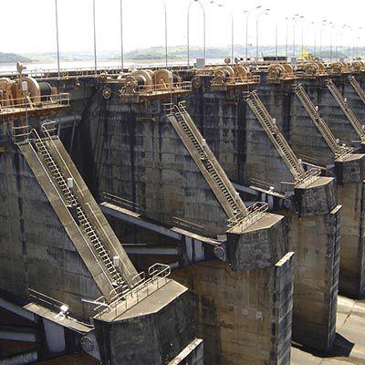 Empresa para automação de equipamentos de hidrelétricas