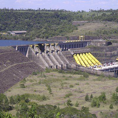 Serviços de automação de equipamentos de hidrelétricas