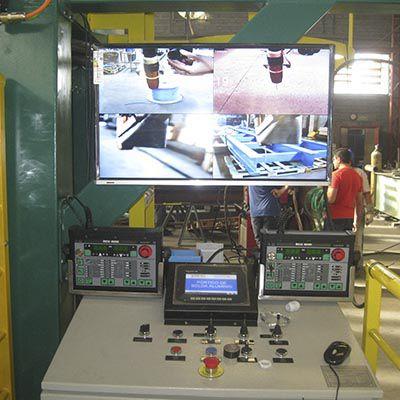 Serviços de engenharia de automação