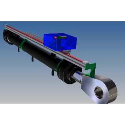 Transdutores Lineares de Posição - Fabricação Própria